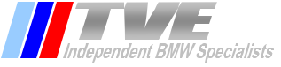 TVE are now Independant BMW Specialists